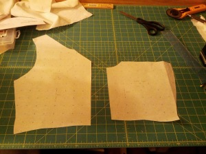 finished kirtle pattern