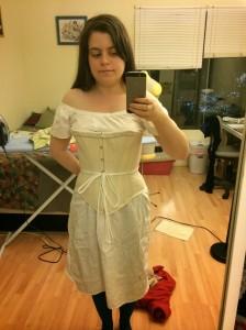 6 corset