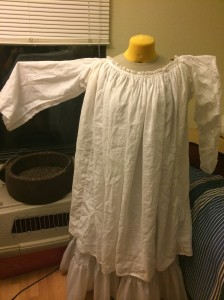 16 camicia done
