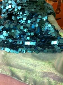11 mismatching fabric
