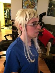 23 wig side
