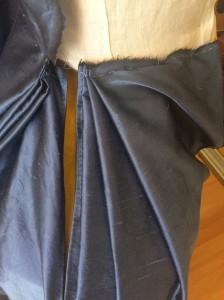 18 hip pleats