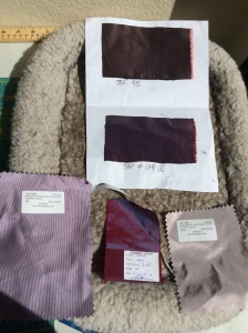 1 fabric samples