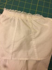 10 chemise sleeve insert