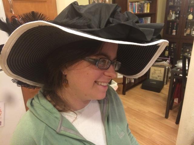 9 hat